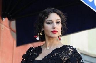 Моника Белуччи в рекламной компании Dolce&Gabbana
