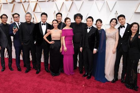 Гости церемонии «Оскар 2020»