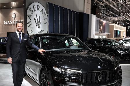 Умберто Чини назначен генеральным директором Maserati в Европе