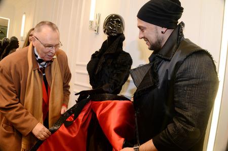 Фотоотчет с открытия флагманского бутика IGOR GULYAEV в Москве