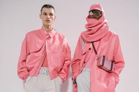 Мужская линейка Dior отправляется с шоу в Майами