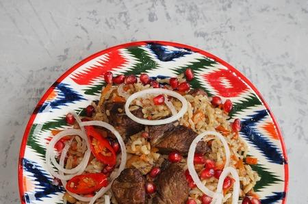 Фестиваль узбекской кухни пройдет в гастромаркете Балчуг в эти выходные.