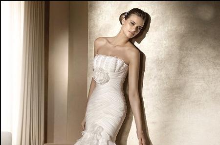 Покупаем свадебное платье в Италии