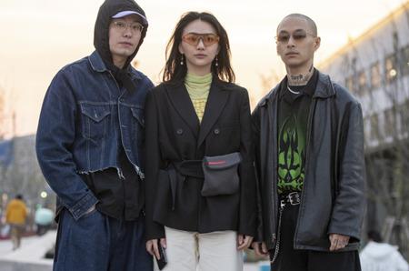 Неделя моды в Шанхае. Осень, 2019