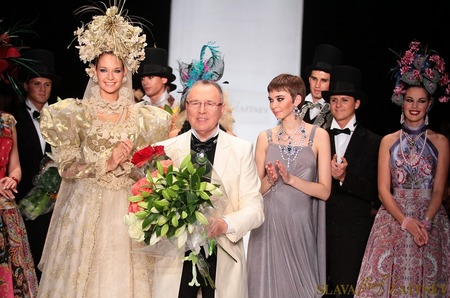 Дом Моды Вячеслава Зайцева: итоги юбилейного 2012 года