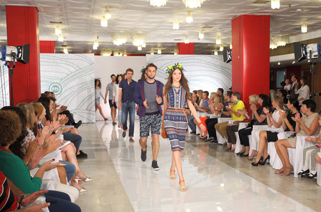 Коллекция F5 Весна-Лето 2015 на выставке-презентации Brand&Buyer