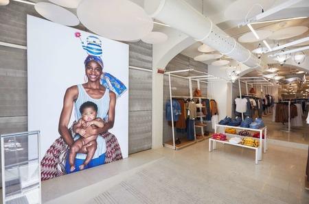 UNITED COLORS OF BENETTON открывает в России магазины в новом формате