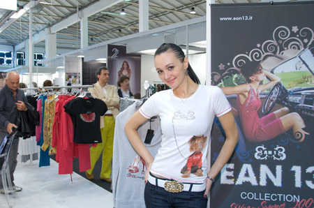 Марка модной клубной одежды Ean 13