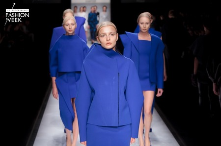 St.Petersburg Fashion Week осень-зима 2014-15. День четвертый