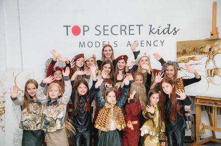 TOP SECRET KIDS 10 ЛЕТ