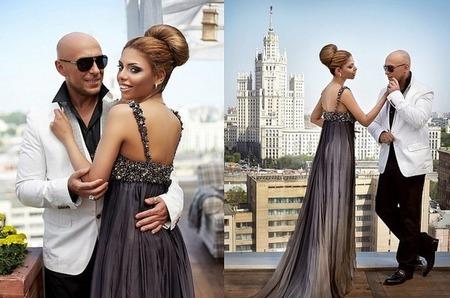 "Презентация клипа Gabriella ""James Bond"". 30 июня - Royal Bar"