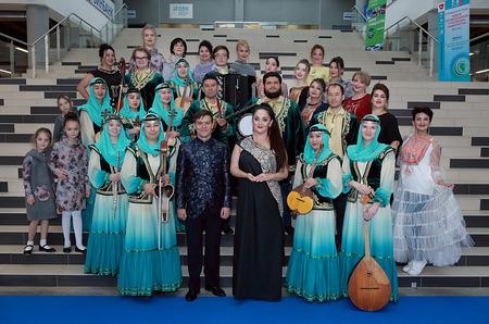 Первый Ethno Fashion Show Stikhia в Уфе
