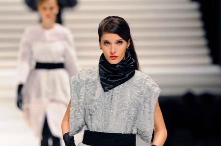 Капсульная коллекция дизайнера Игоря Гуляева для Guy Laroche Furs