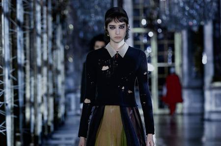 Осенне-зимний показ Dior стал самым популярным шоу сезона
