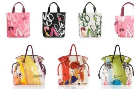 PINKO Bag – стильная и успешная