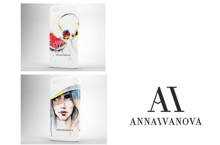 Чехлы от ANNAIVANOVA