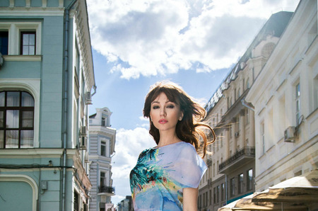 Сelebrity summer в ANNAIVANOVA