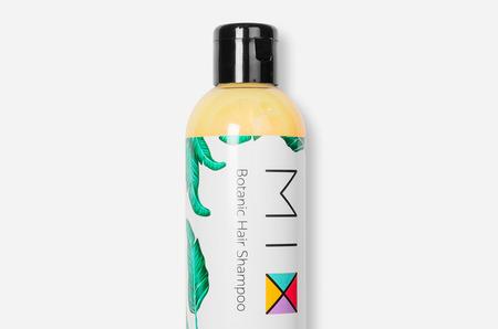 Восстанавливающие шампунь и кондиционер Botanic Hair от MIXIТ.