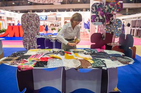 Textile Trend Forum на 8-ой Международной специализированной выставке «ИНТЕРТКАНЬ-2020.Весна»